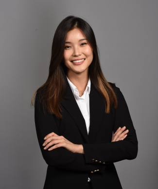 Hanna Pak, Asian Pacific Law Students Association (APLSA), September 6, 2018